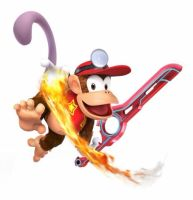 Dr. Diddy Kong by TheIransonic
