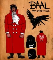 Baal by BlindKnight