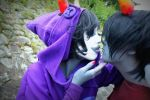 DAMN IT GAMZEE. WE ARE JUST BEST FRIENDS. by HaruhiSama