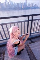 Arakawa Under the Bridge Maria 01 by shuichimeryl