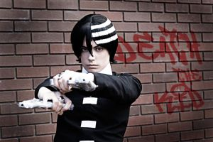 Soul Eater: Death the Kid by SutekiGo