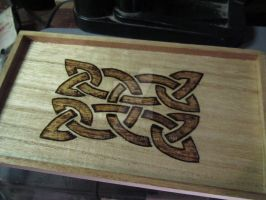 Woodburned tray 4 by tiscaitlin
