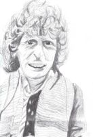 Dr. Who - Tom Baker by RoccoBertucci