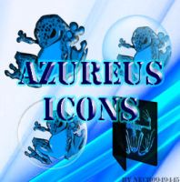 Azureus icons by Necro949445