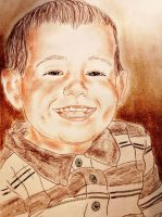 Portraits: Henry ( 2 years old ) by CpointSpoint