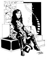 KidSTUFF: Zatanna by KidNotorious
