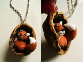 A little Fox by SaRa91bs