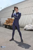 Jac as Mister Fantastic 2 by Noriyuki83