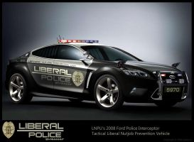 Ford Iosis Police Interceptor by XEusioN