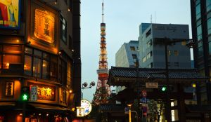 Tokyo Tower by fufate