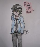 ::Kid the Host:: by Angel-of-the-Dark12