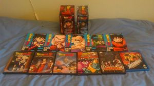 The Rest of my DragonBall DVD Collection by Sricketts14381