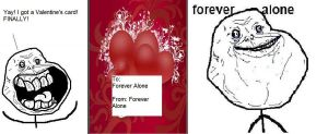Forever alone day by Lefty916