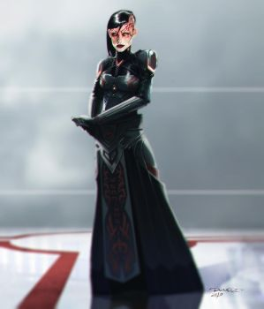 Dark Lady of the Sith by Ash7croft