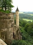 Fortress Koenigsstein  Germany by sandor99