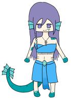 Nerina - New Design by Winged-Seahorse