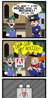 Don't feck with Weegee by mightyfilm