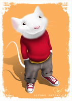 Stuart Little by nirman