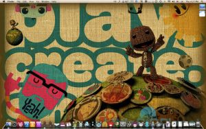 LittleBIGPlanet Desktop by meetmyphantoms