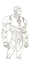 ironman by faust40