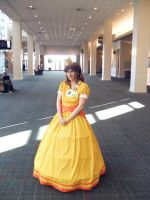 Princess of Sarasaland 'Naka-Kon 2012' by MissLink8908