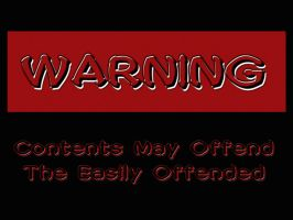 WARNING no5 by tsmarcus