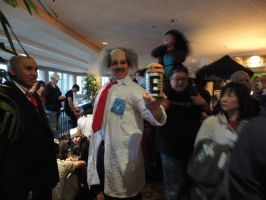 SacAnime 2011 - Dr. Wily by bowservspeach109