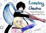 Cosplay Usaka by orochii-chaan