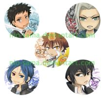 KHR: Button Set by niolynn