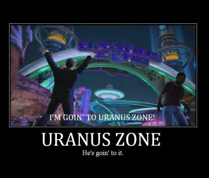 URANUS ZONE by AwesomeCAS
