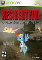 Resident Evil : Operation Ponyville (Clean) by thelilpallywhocould