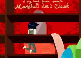Cover Page- Marshall Lee's Closet Comic by PolitosBurritos