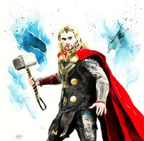 THOR by tuliipiie
