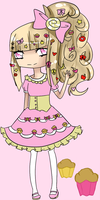 Sweet Decora Egg Hatchling for ~Doctor-Y-Lime by Rainbow-tan