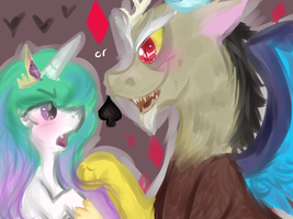 To hate or love by Sparkishy