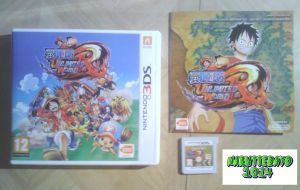 Jeu 3ds - Onepiece Unlimited World Red by Naruttebayo67