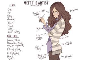 Meet The Artist by SoWhyCantI