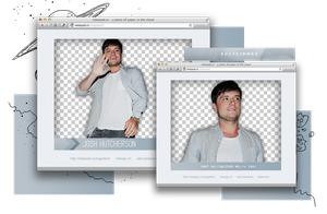 Pack Png 963 // Josh Hutcherson by ExoticPngs