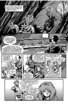 Gift of the Horseman Page 1 by RayGoldfield