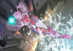 Arcee - Leap of faith by will-Ruzicka