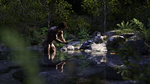 Forest Bather - Revisited by MGMOZ