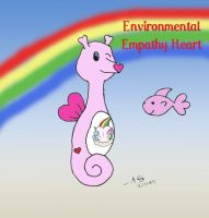 Environmental Empathy Heart by Milayou