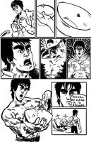 Kenshiro Does Dishes by ohsnap-son