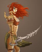 Barbarian by elee0228