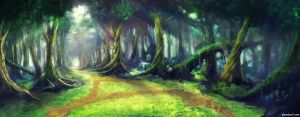 SARF Jungle Background by abigbat