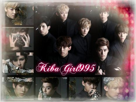 U-KISS Inside of Me~June Idol Month Contest Prize by crystalSHINee4evr