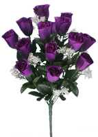 18-head-artificial-purple-roses by jasminwtf