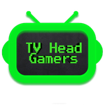 TV Head Gamer Logo1 by Ichigo7ak