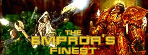 The Emperor's Finest by HalphPrice