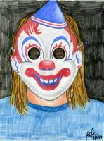 Michael Myers age 10 by DirtyD41